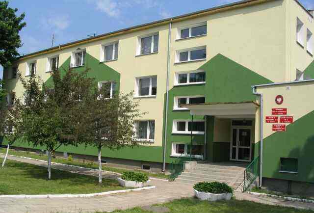 Budynek Specjalnego Ośrodka Szkolno Wychowawczego