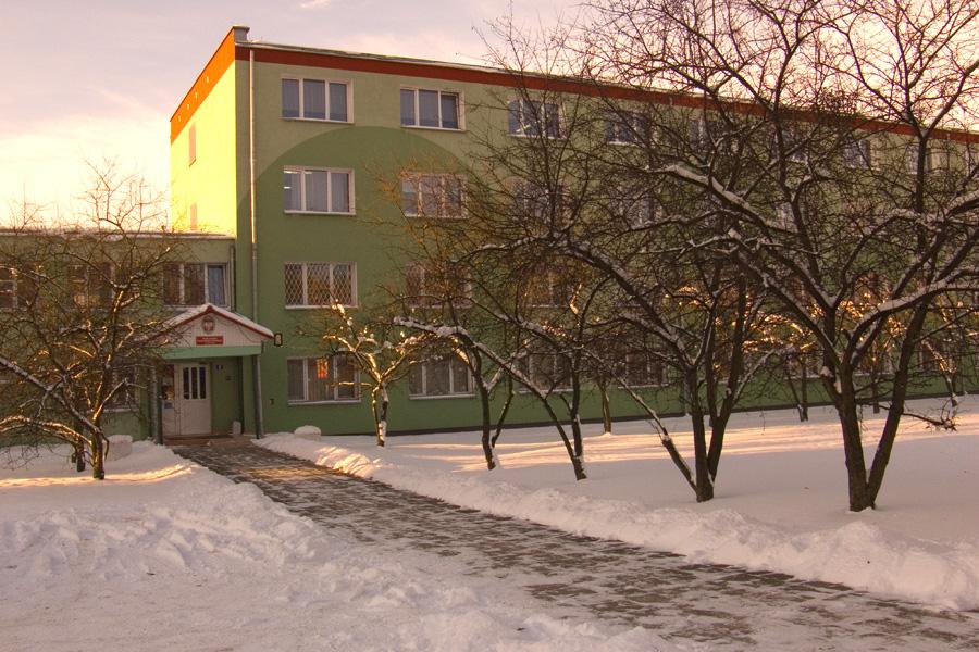 wejście do powiatowego ośrodka rozwoju edukacji